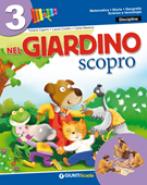 Copertina dell'audiolibro Nel giardino scopro 3 di CAPRINI, T. - CORDINI, L. - MARENZI, C.