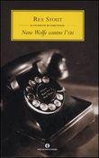 Copertina dell'audiolibro Nero Wolfe contro l'FBI