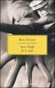 Copertina dell'audiolibro Nero Wolfe fa la spia