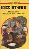 Copertina dell'audiolibro Nero Wolfe: nelle migliori famiglie