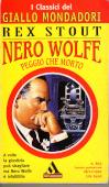 Copertina dell'audiolibro Nero Wolfe – Peggio che morto