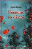 Copertina dell'audiolibro Nessuno sa di noi di SPARACO, Simona