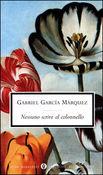 Copertina dell'audiolibro Nessuno scrive al colonnello e otto racconti di GARCIA MARQUEZ, Gabriel