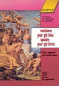Copertina dell'audiolibro Nettare per gli Dei spade per gli eroi di BOTTO, M. - FORTUNATO, M. - VERSACE, D.