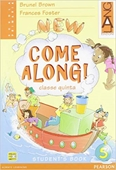 Copertina dell'audiolibro New come along! 5 student's book