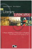 Copertina dell'audiolibro New Literary Landscape