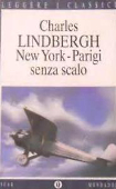 Copertina dell'audiolibro New York – Parigi senza scalo di LINDBERGH, Charles