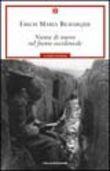 Copertina dell'audiolibro Niente di nuovo sul fronte occidentale di REMARQUE, Erich Maria