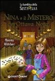Copertina dell'audiolibro Nina e il mistero dell'ottava nota di WITCHER, Moony