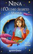 Copertina dell'audiolibro Nina e l'occhio segreto di Atlantide