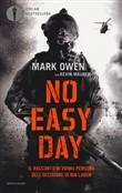 Copertina dell'audiolibro No easy day di OWEN, Mark