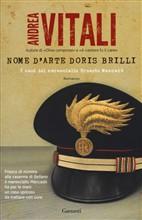 Copertina dell'audiolibro Nome d'arte Doris Brilli. I casi del maresciallo Ernesto Maccadò di VITALI, Andrea