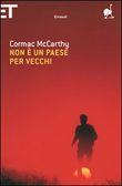 Copertina dell'audiolibro Non è un paese per vecchi di McCARTHY, Cormac