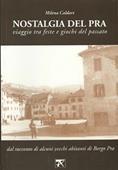Copertina dell'audiolibro Nostalgia del Pra di CALDART, Milena