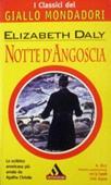 Copertina dell'audiolibro Notte d'angoscia