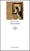 Copertina dell'audiolibro Notte fatale di BEN JELLOUN, Tahar