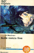 Copertina dell'audiolibro Notte senza fine di MACLEAN, Alistair