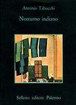 Copertina dell'audiolibro Notturno indiano di TABUCCHI, Antonio