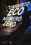 Copertina dell'audiolibro Numero zero di ECO, Umberto
