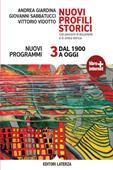 Copertina dell'audiolibro Nuovi profili storici 3