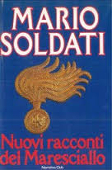 Copertina dell'audiolibro Nuovi racconti del Maresciallo di SOLDATI, Mario
