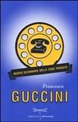 Copertina dell'audiolibro Nuovo dizionario delle cose perdute di GUCCINI, Francesco