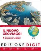 Copertina dell'audiolibro Nuovo geoviaggi 1 di MORELLI, L. - BECCASTRINI, S. - DE LORENZI, D.