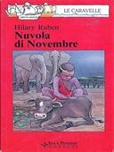Copertina dell'audiolibro Nuvola di novembre di RUBEN, Hilary