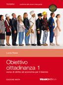 Copertina dell'audiolibro Obiettivo cittadinanza 1 – ed. mista