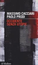 Copertina dell'audiolibro Occidente senza utopie di CACCIARI, Massimo