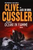 Copertina dell'audiolibro Oceani in fiamme