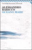 Copertina dell'audiolibro Oceano mare di BARICCO, Alessandro