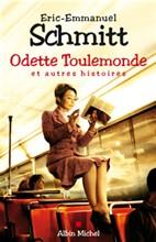 Copertina dell'audiolibro Odette Toulemonde
