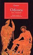 Copertina dell'audiolibro Odissea – Canti e frammenti