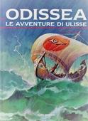 Copertina dell'audiolibro Odissea. Le avventure di Ulisse