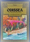 Copertina dell'audiolibro Odissea di PADOAN, Gianni