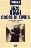 Copertina dell'audiolibro Odore di cipria di BIAGI, Enzo