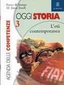 Copertina dell'audiolibro Oggi storia  3 – L'età contemporanea di STUMPO, Enrico B. - TONELLI, M.Teresa