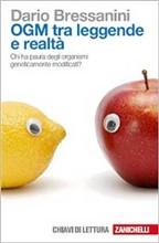 Copertina dell'audiolibro OGM tra leggende e realtà di BRESSANINI, Dario
