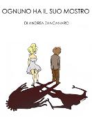 Copertina dell'audiolibro Ognuno ha il suo mostro di ZANCANARO, Andrea