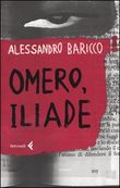 Copertina dell'audiolibro Omero, Iliade