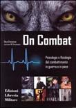 Copertina dell'audiolibro On combat