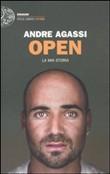 Copertina dell'audiolibro Open di AGASSI, Andre