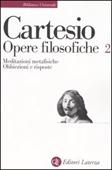 Copertina dell'audiolibro Opere filosofiche di CARTESIO