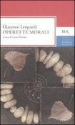 Copertina dell'audiolibro Operette morali di LEOPARDI, Giacomo