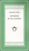 Copertina dell'audiolibro Opinioni di un clown di BÖLL, Heinrich