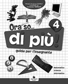 Copertina dell'audiolibro Ora so… di più 4 – scienze