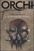 Copertina dell'audiolibro Orchi – 2  Le legioni del tuono