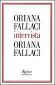 Copertina dell'audiolibro Oriana Fallaci intervista Oriana Fallaci