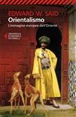 Copertina dell'audiolibro Orientalismo. L'immagine europea dell'Oriente di SAID, Edward W.